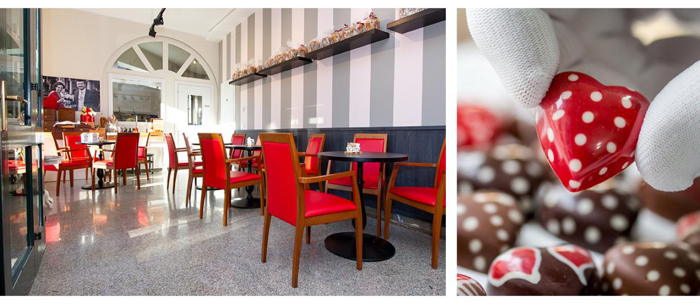 Valentinis cioccolateria e caffetteria Udine