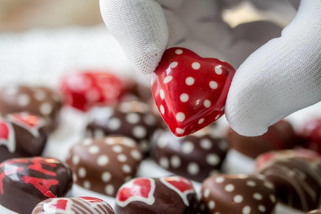 Valentinis cioccolatini Cioccolateria Udine
