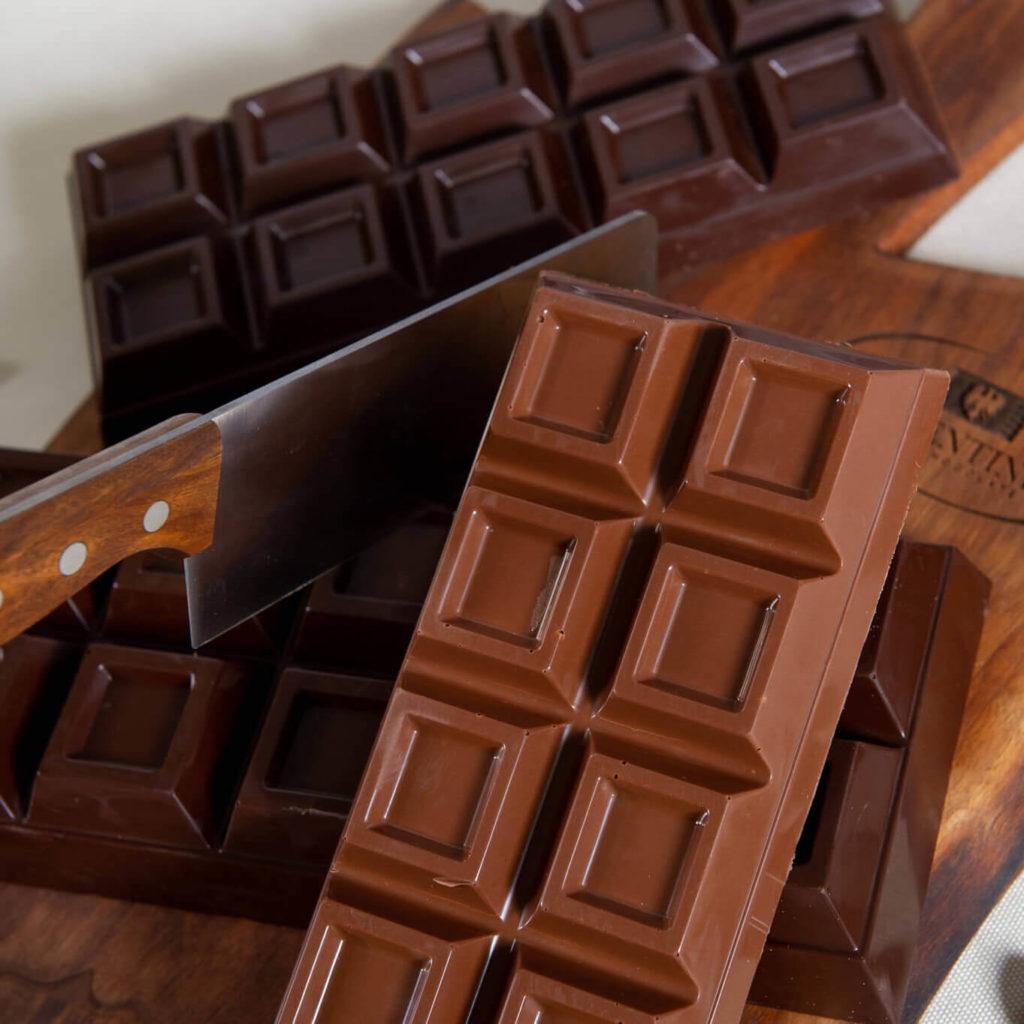 Tavolette Cioccolateria Valentinis Udine